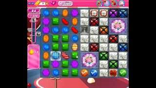 Candy Crush Saga Nivel 1103 completado en español sin boosters (level 1103)