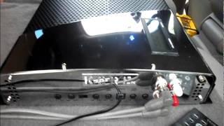 tuning my amp.