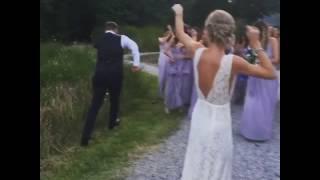 Поймала букет невесты: приметы