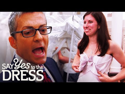 Kleinfeld's Most Demanding Brides! | Say Yes To The Dress. http://bit.ly/2JHxj9e