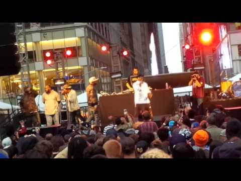 Black Thought & Royce 5'9 - Wishin live at The Roots Picnic NYC