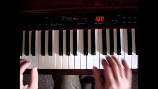 Rolničky - Snadno na klavír G dur
