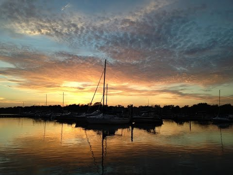 Sailing The Inland Sea: Lake Erie
