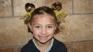Bunny Ear Pigtails | Cute Girls Hairstyles