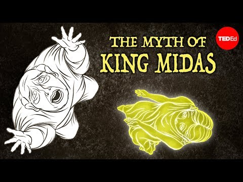 Video image: The myth of King Midas and his golden touch - Iseult Gillespie