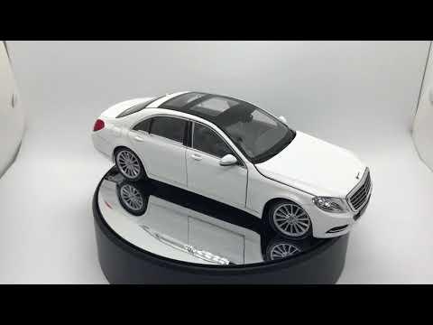 웰리 1:24 메르세데스 벤츠 S클래스 9세대 다이캐스트(Welly Mercedes-Benz S-Class W222 Diecast model)