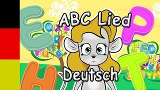German ABC song for kids | Learn and sing the german alphabet with lyrics | Songs for Toddlers