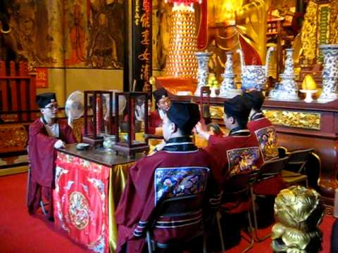 Buddhist Shanghai Temple Chant