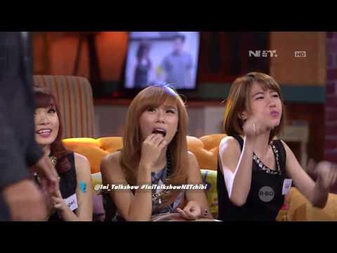 The Best of Ini Talkshow - Cherybelle dan Anji Ngakak Melihat Pak RT Menyanyikan Lagu Jagung