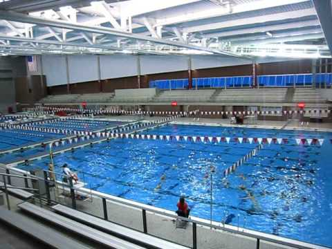 Bill & Mae Mccorkle Aquatic Pavillion