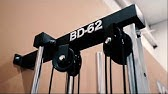 Bd 62 Cable And Pulley Youtube