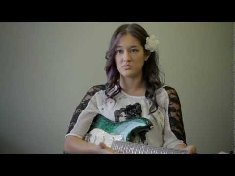 "Sarah Villalva - ""A Day in the Guitar Department"""