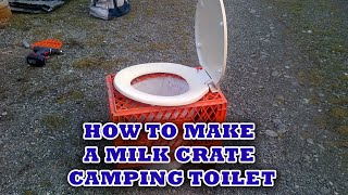 Diy Camp Toilet