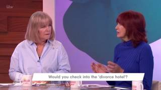 Janet Thinks the Divorce Hotel is a Great Idea | Loose Women