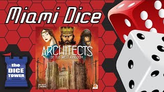 Miami Dice: Architects of the West Kingdom