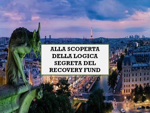 ALLA SCOPERTA DELLA LOGICA SEGRETA DEL RECOVERY FUND