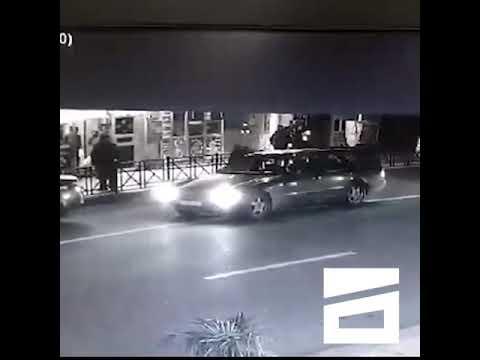 ბათუმში პოლიციელის დაჭრის ვიდეო ვრცელდება
