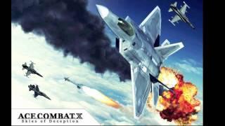 Skies Of Deception - 01/25 - Ace Combat X Original Soundtrack
