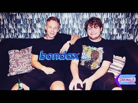 BONDAX Q&A (childhood storytime, label problems, starting music)