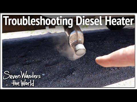 Troubleshooting My Diesel Parking Heater E583