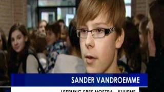 Niels Destadbader in Spes Nostra Kuurne