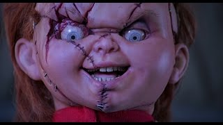 Scary Prank Chucky ATTACKS !! Парень Испугался до Полусмерти 2015 !!