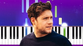 Download Lagu Niall Horan - No Judgement Piano Tutorial MP3
