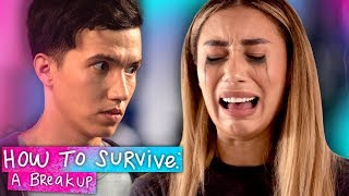 Ugly Crying | HOW TO SURVIVE A BREAK UP with Eva Gutowski EP 2