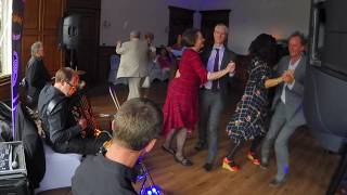Gay Gordons Scottish Ceilidh Dance | Edinburgh Zoo Wedding | HotScotch Ceilidh Band