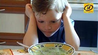 Как научить ребёнка правильно кушать?