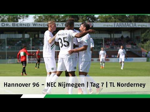 Hannover 96 - NEC Nijmegen | Tag 7 | TL Norderney