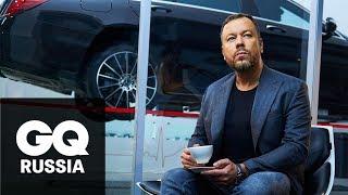 Игорь Чапурин о модных трендах, новом ресторане и о любимых автомобилях