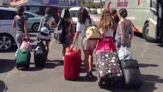 "Videoclip - ""Corazón en la maleta"" - Luis Fonsi - La Manga 2014"