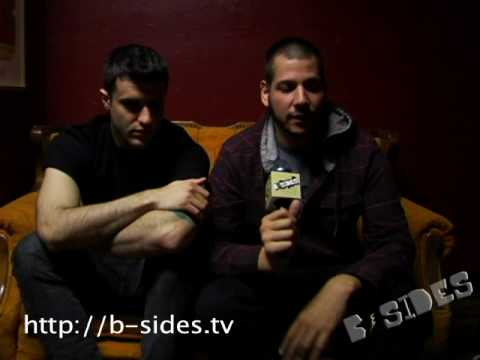 The Gaslight Anthem Interview with B-Sides
