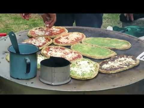 Non GMO Natural Native Food in Mexico