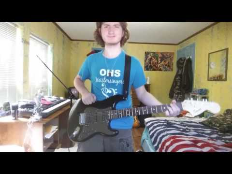 Planetshakers Passion Lead Guitar Cover