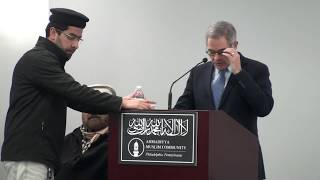 District Attorney Mr. Lawrence Krasner visits PhillyMosque