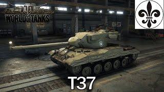WoT т37 МАСТЕР