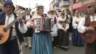 Romería en honor a San Isidro y Santa María de la Cabeza - Los Realejos