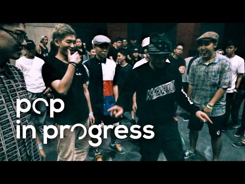 Group B | Open Cat Top30 Cypher | Pop In Progress 2016: Grand Finals | RPProductions