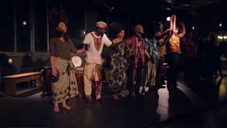 African Percussion & Dance with Dino Chinopoulos & Friends in Athens, Greece