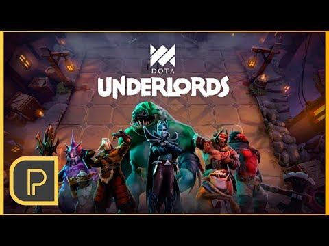 Dota Underlords game