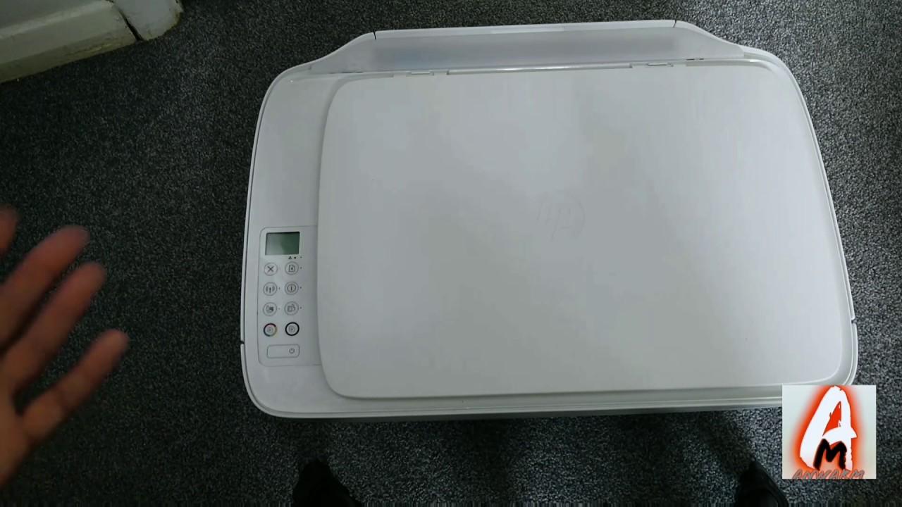 Hewlett Packard Hp Deskjet 3630 All In One Compatible