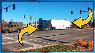 למה 100 לוחמים אמריקאים ושני מסוקים מאבטחים את המשאית הזו?