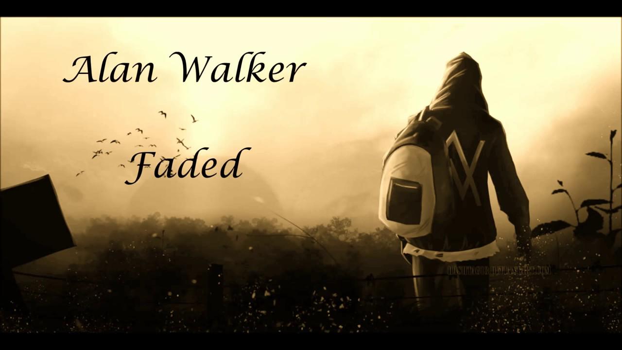 Alan Walker Faded Sub English Español Youtube