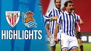 HIGHLIGHTS | Athletic Club 0-1 Real Sociedad | Final Copa del Rey