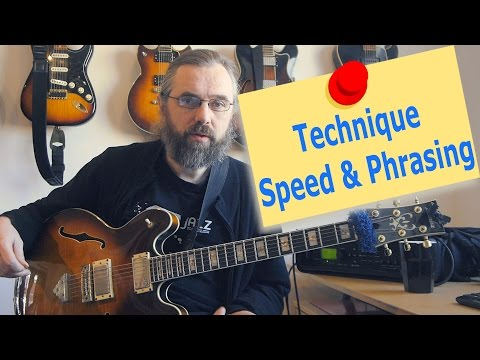 Legato technique for speed and phrasing