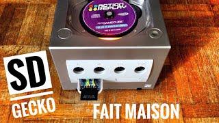 Gamecube - SD Gecko DIY (Lecteur carte SD fait-maison)