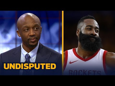Jason Terry on who's to blame for the Rockets' Game 7 loss to the Warriors | NBA | UNDISPUTED