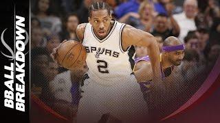 Why Kawhi Leonard Is The 2017 NBA MVP